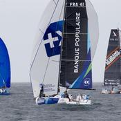 Solitaire Urgo-Le Figaro : Suivez la course en direct