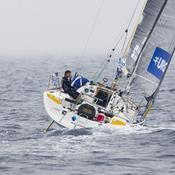 Solitaire Urgo Le Figaro : Tension pour Lunven à Wolf Rock