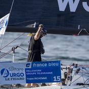 Solitaire-Urgo Le Figaro : Yoann Richomme sacré, revivez l'arrivée à Dieppe