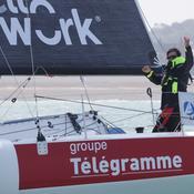 Solitaire Urgo-Le Figaro : Yoann Richomme, vainqueur royal d'une 50e rugissante