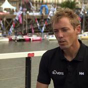 Thomas Ruyant : «Progresser au sein de cette flotte extrêmement relevée»