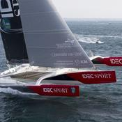 Triple vainqueur de la Route du rhum, le bateau de Joyon devient une légende