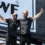 Kévin Escoffier, heureux 2e à Bahia : «Je m'étais mis une grosse pression»