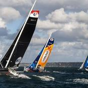 Transat Jacques Vabre : le départ en direct