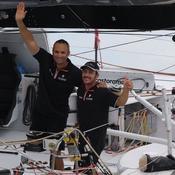 Transat Jacques Vabre : mission réussie pour Fabrice Amedeo