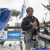 Charlie Dalin fonce vers le Vendée Globe 2020