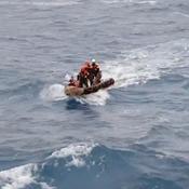 Des images du sauvetage de Kito de Pavant