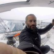 Fabrice Amedeo: «J'ai adoré la solitude»