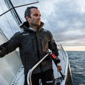 Fabrice Amedeo, journaliste au Figaro, s'attaque au Vendée Globe