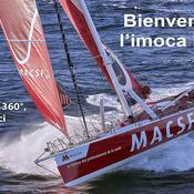 La visite virtuelle de l'imoca MACSF de Bertrand de Broc