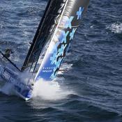 Le Cléac'h-Thomson : Une moitié de course presque avalée