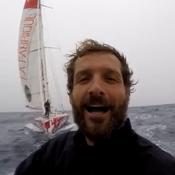Roura et Bellion se croisent en plein océan et chantent «Petit Papa Noël»