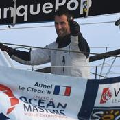 Le Cléac'h, magistral vainqueur d'un Vendée Globe record