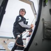 Vendée Globe : Kito de Pavant lance un SOS