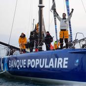 Vendée Globe: que va devenir le bateau d'Armel Le Cléac'h ?