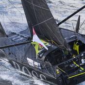 Vendée Globe : Thomson lancé à la poursuite du record de distance en 24h