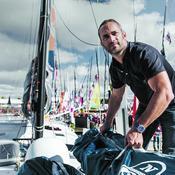 Vendée Globe: Fabrice Amedeo, un reporter du «Figaro» dans la course