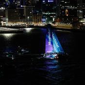 Volvo Ocean Race : AkzoNobel gagne à Auckland, Mapfre encore devant Dongfeng