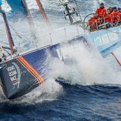 Volvo Ocean Race : Collision fatale entre un voilier et un bateau de pêche