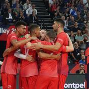 Euro 2019 de volley : la France reçue trois sur trois