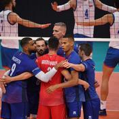 Euro: Le rêve des volleyeurs français s'envole