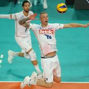 Kevin Le Roux : «Nous jouons notre meilleur volley»