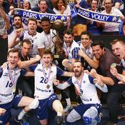 Sept ans après, Paris redevient champion de France de volley