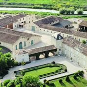 Château Calon-Ségur la plus belle étiquette du Médoc