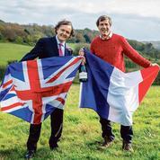 Taittinger plante ses vignes dans le Kent