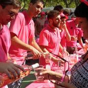 5ème édition de la Journée Rose de Provence dans le golfe de Saint-Tropez