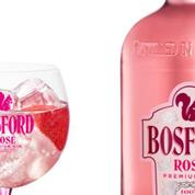 Bosford Rosé: A la découverte du Gin rose