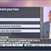 Focus sur l'immobilier parisien