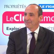 Club Immo Philippe Plaza, directeur général d'Eiffage Immobilier