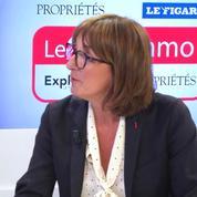 Club Immo Alexandra François-Cuxac, présidente FPI