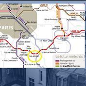 Les investissements à réaliser dans le cadre du projet Grand Paris Express