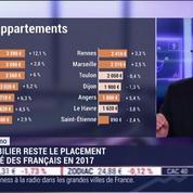 Bilan 2017 et perspective du marché immobilier, Olivier Marin