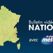 Météo en France : le bulletin du 31/03 avec La Chaîne Météo