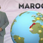 Météo en Maroc : le bulletin du 16/12 avec La Chaîne Météo