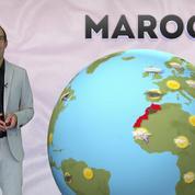 Météo en Maroc : le bulletin du 24/06 avec La Chaîne Météo