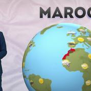 Météo en Maroc : le bulletin du 23/06 avec La Chaîne Météo