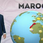 Météo en Maroc : le bulletin du 17/03 avec La Chaîne Météo