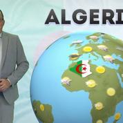 Météo en Algérie : le bulletin du 24/06 avec La Chaîne Météo