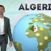Météo en Algérie : le bulletin du 18/03 avec La Chaîne Météo