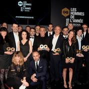 Soirée GQ : Thierry Ardisson, Nikolaj Coster-Waldau... les stars de la télé à l'honneur