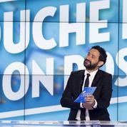 Audiences : TF1 en tête, Cyril Hanouna fait mieux que M6