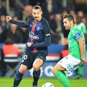 Le Paris Saint-Germain défie les Verts