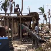 L'île d'Haïti dévastée après le passage du cyclone Matthew