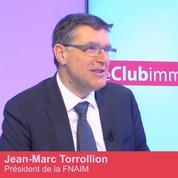 Club Immo Jean-Marc Torrollion, président de la FNAIM