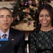 Barack Obama : «Unis comme une seule famille américaine»