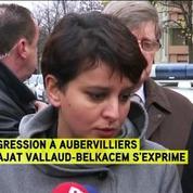 Agression d'un enseignant à Aubervilliers : Un acte d'une grande gravité (Najat Vallaud-Belkacem)